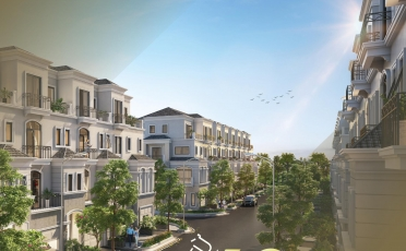 GRAND BAY TOWNHOUSE HẠ LONG