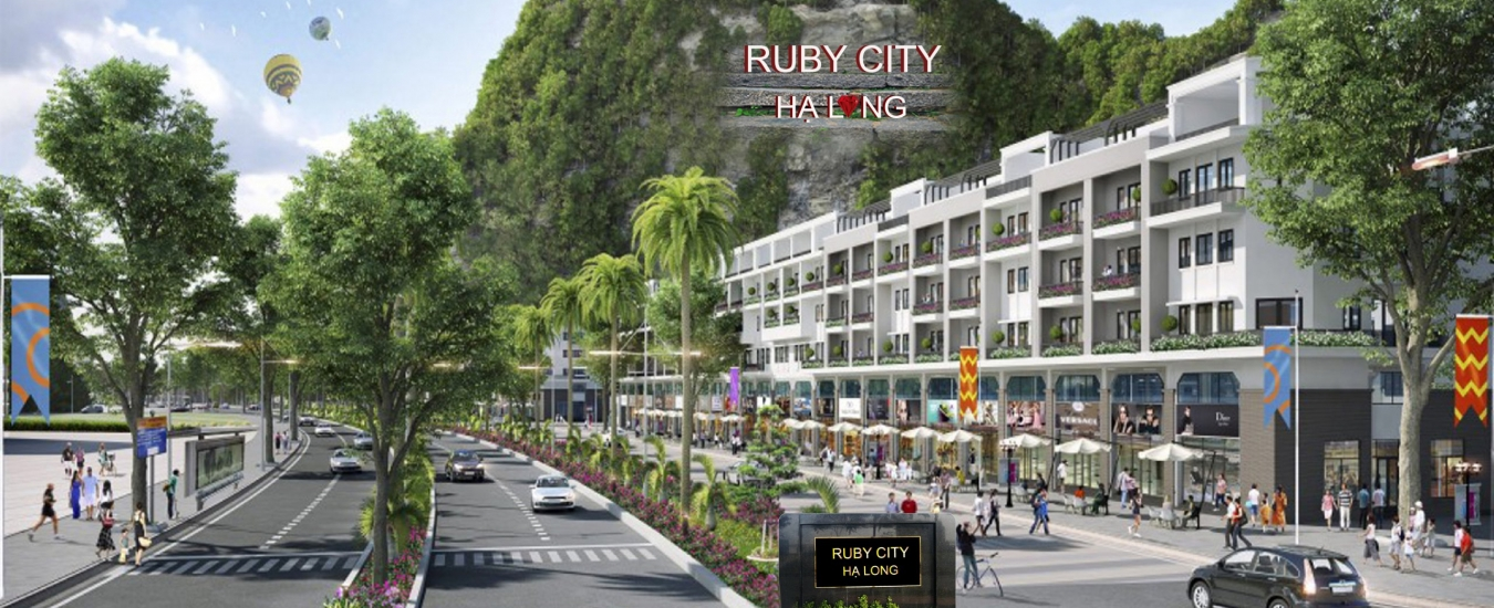 RUBY CITY HẠ LONG