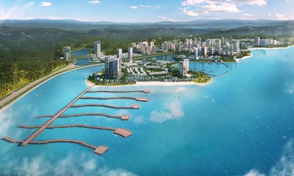 Tiện ích dự án nghĩ dưỡng Grand Bay Townhouse Hạ Long